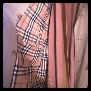 Vintage Burberry Trench Coat